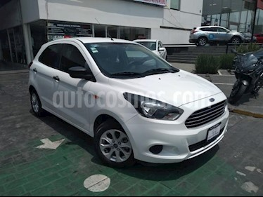 Foto venta Auto usado Ford Figo Hatchback Energy (2016) color Blanco precio $135,000