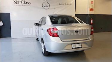 Foto venta Auto usado Ford Figo Hatchback Energy (2017) color Plata precio $149,000