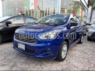 Foto Ford Figo Hatchback Energy usado (2017) color Azul precio $155,000