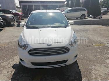 Foto venta Auto Seminuevo Ford Figo Hatchback Impulse A/A (2017) color Blanco precio $155,000