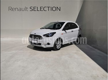Ford Figo Hatchback Impulse A/A usado (2017) color Blanco precio $175,000