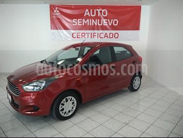 Foto venta Auto usado Ford Figo Hatchback Impulse A/A (2017) color Rojo precio $149,000