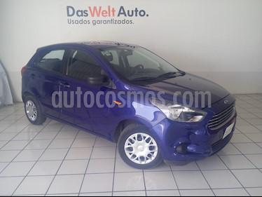 Foto venta Auto usado Ford Figo Hatchback Impulse Aut A/A (2016) color Azul precio $149,900