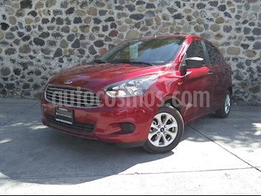 Ford Figo Hatchback Energy usado (2018) color Rojo precio $180,000