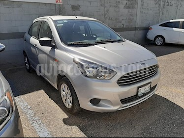 Ford Figo Hatchback ENERGY TM 5 PTAS usado (2018) color Plata precio $170,000