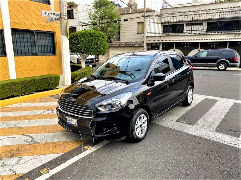 Ford Figo Hatchback Energy usado (2018) color Negro precio $169,900