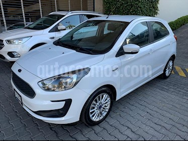 Ford Figo Hatchback Energy usado (2019) color Blanco precio $198,000
