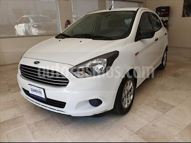 Ford Figo Hatchback Energy usado (2016) color Blanco precio $138,000
