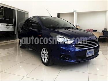 Ford Figo Hatchback ENERGY TA 5 PUERTAS usado (2016) color Azul Marino precio $145,000