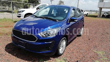 Ford Figo Hatchback Energy usado (2019) color Azul Electrico precio $175,000