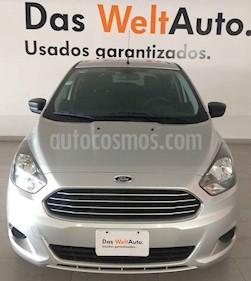 Ford Figo Hatchback Energy usado (2018) color Plata precio $169,900