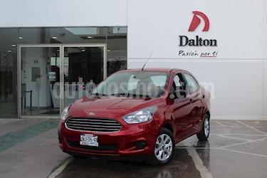 Foto Ford Figo Hatchback Energy usado (2017) color Rojo precio $159,000