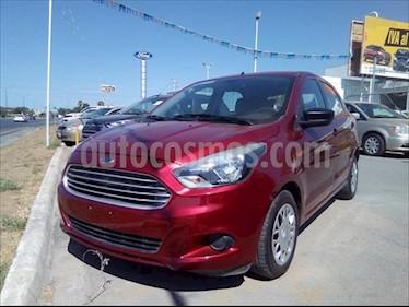 Ford Figo Hatchback FIGO usado (2017) color Rojo precio $155,000