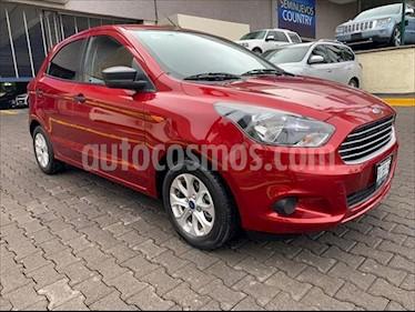 Ford Figo Hatchback ENERGY TM 5 PUERTAS usado (2017) color Rojo precio $169,000