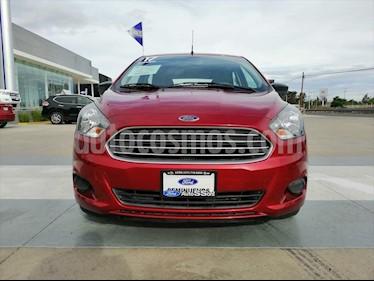 Ford Figo Hatchback Energy usado (2017) color Rojo precio $160,000
