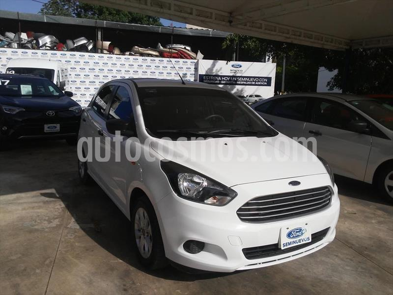 Ford Figo Hatchback ENERGY TM 5 PUERTAS usado (2016) color Blanco precio $140,000