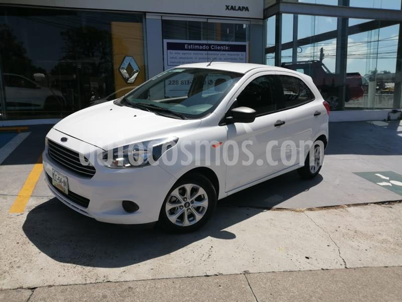 Ford Figo Hatchback Energy usado (2016) color Blanco precio $130,000