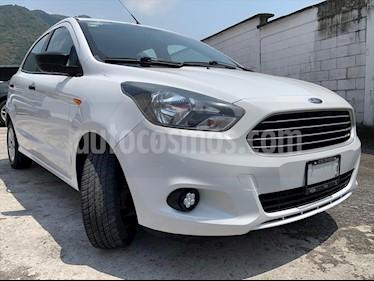 Ford Figo Hatchback ENERGY TM 5 PUERTAS usado (2017) color Blanco precio $139,999