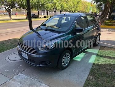 Ford Figo Hatchback ENERGY TA 5 PUERTAS W/DEFROSTER usado (2016) color Gris precio $145,000
