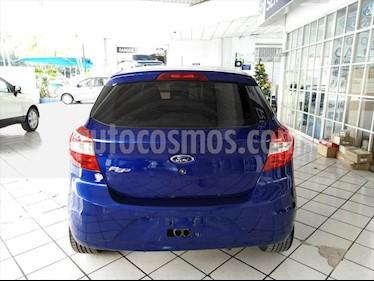Ford Figo Hatchback Impulse Aut A/A usado (2016) color Azul Marino precio $148,000