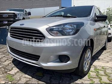 Ford Figo Hatchback ENERGY TM 5 PTAS usado (2018) color Gris precio $169,999