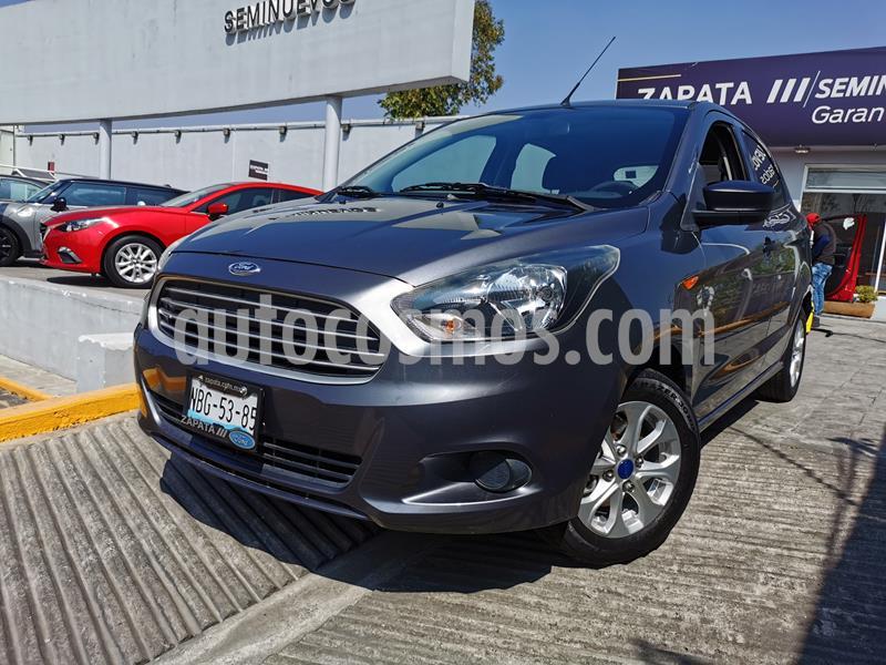 Ford Figo Hatchback Energy usado (2017) color Gris Hierro precio $160,000