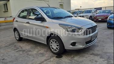 foto Ford Figo Hatchback IMPULSE TM A/A 5 PUERTAS usado (2016) color Plata precio $105,000