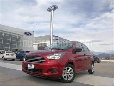 Ford Figo Hatchback ENERGY TM 5 PUERTAS usado (2017) color Rojo precio $165,000