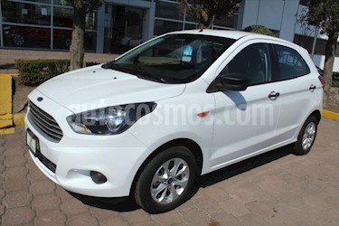 Ford Figo Hatchback Energy usado (2018) color Blanco precio $202,000