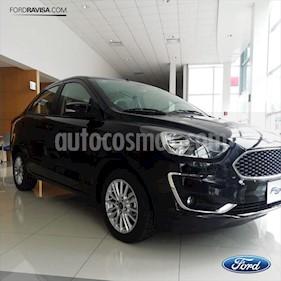 Ford Figo Hatchback TITANIUM usado (2019) color Negro precio $264,500
