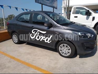Ford Figo Hatchback Energy usado (2019) color Rojo Rubi precio $224,900