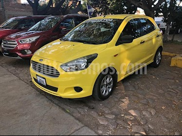 Ford Figo Hatchback Energy usado (2016) color Amarillo precio $155,000