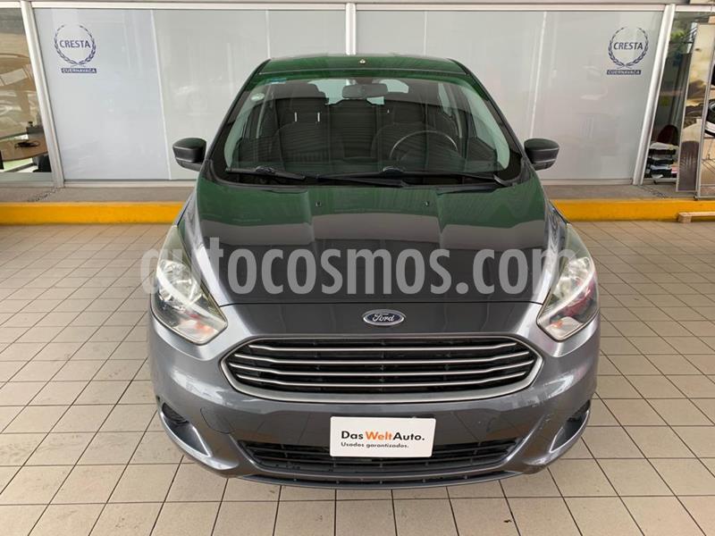 Ford Figo Hatchback Energy usado (2016) color Gris precio $139,900
