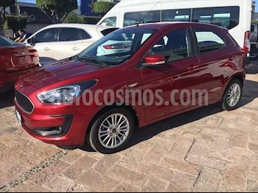 Ford Figo Hatchback Energy usado (2019) color Rojo precio $179,000