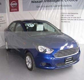 Foto venta Auto usado Ford Figo Sedan Energy Aut (2017) color Azul precio $160,000