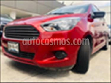 Ford Figo Sedan Energy Aut usado (2016) color Rojo precio $148,000