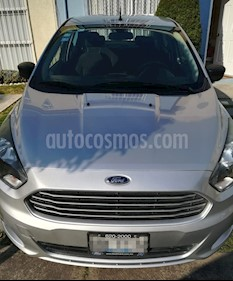 Foto Ford Figo Sedan Energy Aut usado (2016) color Plata precio $160,000