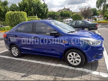 Ford Figo Sedan Energy Aut usado (2017) color Azul precio $140,000