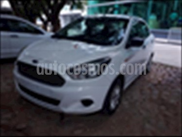 Ford Figo Sedan ENERGY L4/1.5 MAN usado (2016) color Blanco precio $145,000