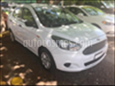 Foto Ford Figo Sedan ENERGY L4/1.5 MAN usado (2016) color Blanco precio $140,000
