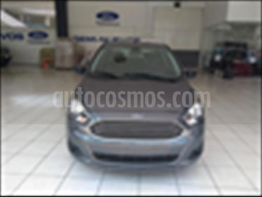 Foto Ford Figo Sedan ENERGY L4/1.5 MAN usado (2016) color Gris Oscuro precio $130,000