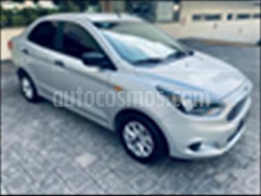 Ford Figo Sedan Energy usado (2018) color Plata precio $189,000