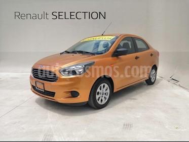 Foto venta Auto usado Ford Figo Sedan Energy (2016) color Naranja precio $140,800