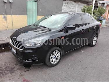 Ford Figo Sedan Energy usado (2017) color Negro precio $160,000