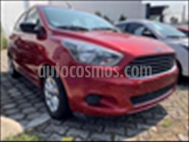 foto Ford Figo Sedán Energy usado (2017) color Rojo precio $134,999