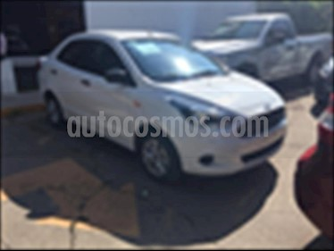 Foto Ford Figo Sedan Energy usado (2017) color Blanco precio $170,000
