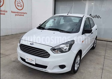 Foto Ford Figo Sedan Energy usado (2017) color Blanco precio $146,990