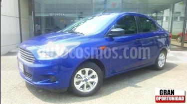 Foto venta Auto usado Ford Figo Sedan Energy (2017) color Azul precio $168,000