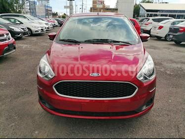 Foto Ford Figo Sedan Energy usado (2019) color Rojo precio $184,000