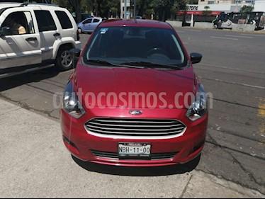 Foto venta Auto usado Ford Figo Sedan Energy (2017) color Rojo precio $166,000